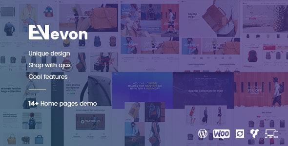 Evon - Bag Store WooCommerce WordPress Theme 1