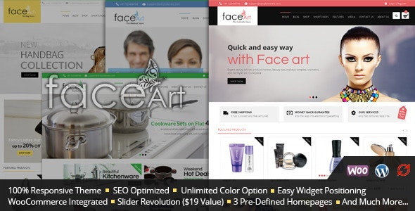 Face Art - WooCommerce Responsive Theme 18