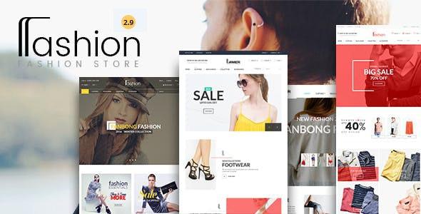 Fashion Store - Hanbags, Shoer RTL Responsive WooCommerce WordPress Theme 1
