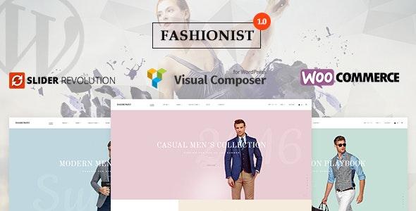 Fashionist - WooCommerce WordPress Theme 8
