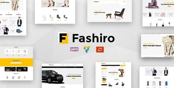 Fashiro - Multipurpose WooCommerce Theme 7