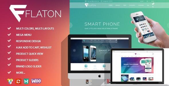 Flaton - WooCommerce Responsive Digital Theme 29