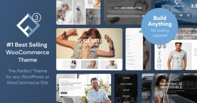 Flatsome | Multi-Purpose Responsive WooCommerce Theme 2