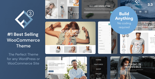 Flatsome | Multi-Purpose Responsive WooCommerce Theme 1