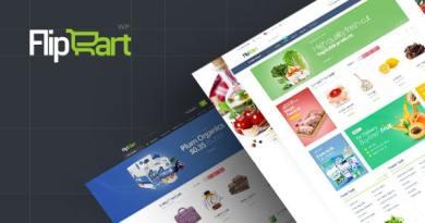 Flipcart- Multipurpose WooCommerce WordPress Theme 4