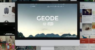 Geode Elegant eCommerce Multipurpose Theme 2
