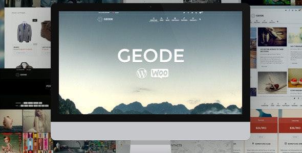 Geode Elegant eCommerce Multipurpose Theme 1