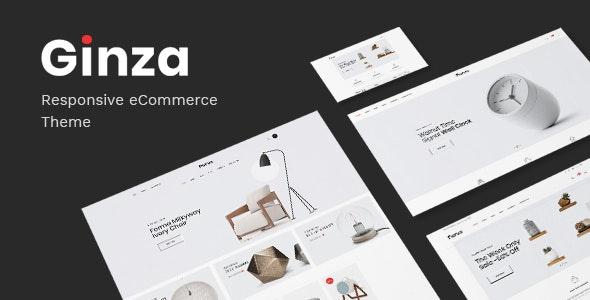 Ginza - Furniture Theme for WooCommerce WordPress 21