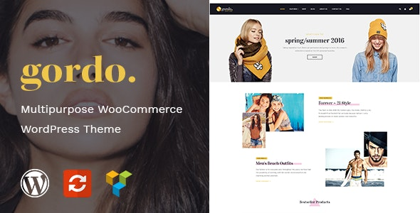 Gordo - Fashion Responsive WooCommerce WordPress Theme 7