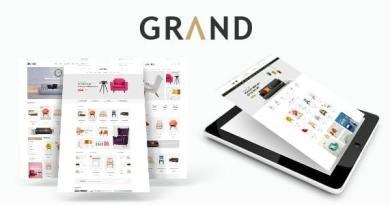 Grand - Responsive Furniture WooCommerce WordPress Theme 4