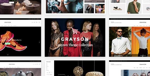 Grayson - Clothing Shop Theme 5