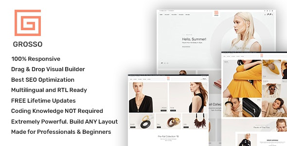 Grosso - Modern WooCommerce theme for the Fashion Industry 8
