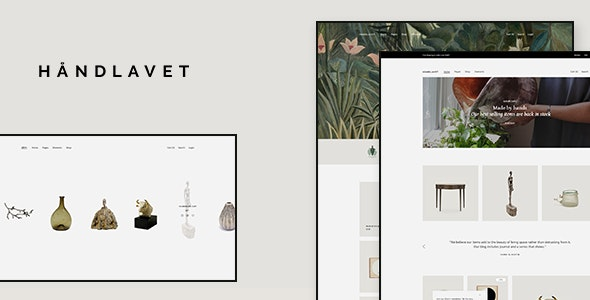 Håndlavet - Art and Home Decor Shop 3