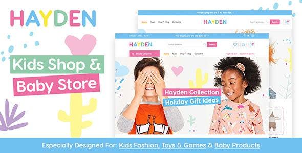 Hayden - Kids Store & Baby Shop 1