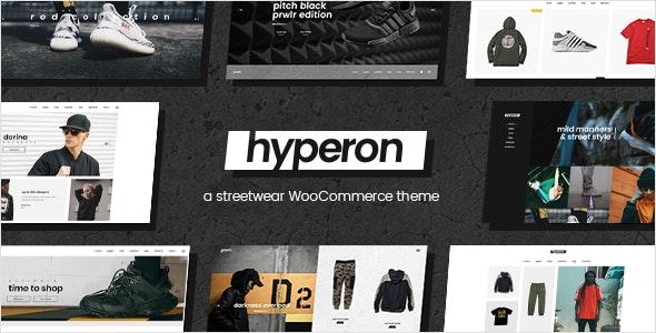 Hyperon - Clothing WooCommerce Theme 2
