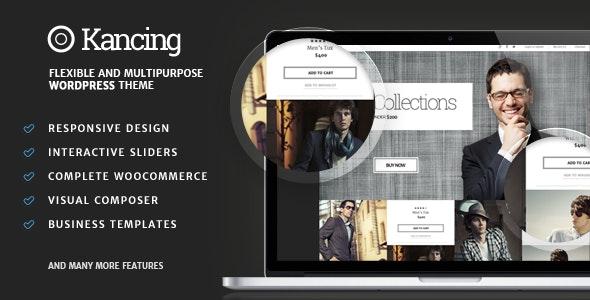 Kancing - Fashion WooCommerce WordPress Theme 1
