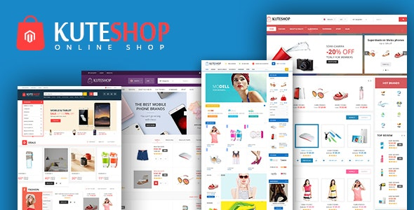 KuteShop - Super Market Responsive WooComerce WordPress Theme 1