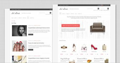 La Store - WooCommerce WordPress Theme 4
