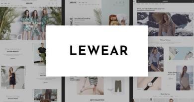 Lewear - Fashion Multipurpose WooCommerce Theme 4