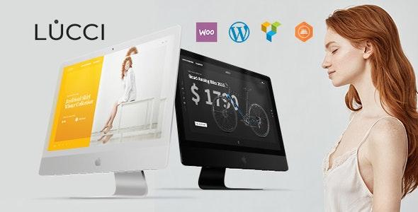 Lucci - WooCommerce WordPress 1