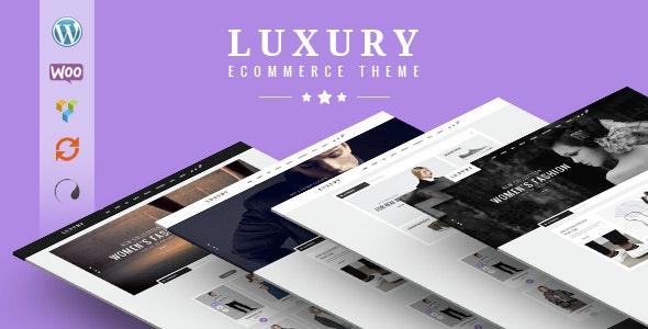 Luxury - Wonderful Responsive WooCommerce Theme 24