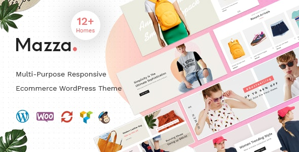Mazza - Multi-purpose Creative WooCommerce Theme 6