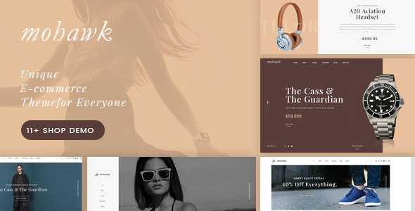 Mohawk - Multipurpose WooCommerce WordPress Theme 11