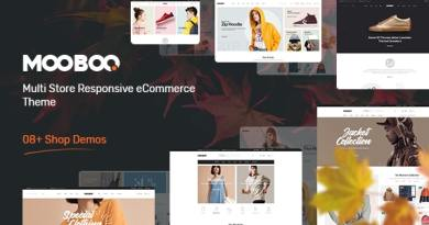 Mooboo - Fashion Theme for WooCommerce WordPress 17