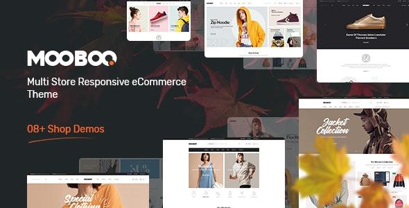 Mooboo - Fashion Theme for WooCommerce WordPress 21