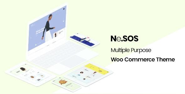 NeSOS - Multipurpose WooCommerce WordPress Theme 1