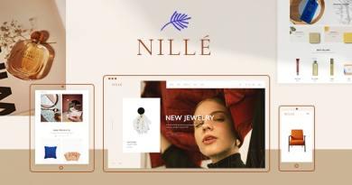 Nillé - Elegant eCommerce Theme 16
