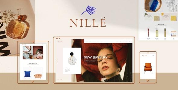 Nillé - Elegant eCommerce Theme 1