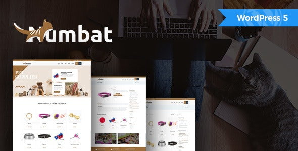 Numbat - Pet Shop WooCommerce WordPress Theme 17