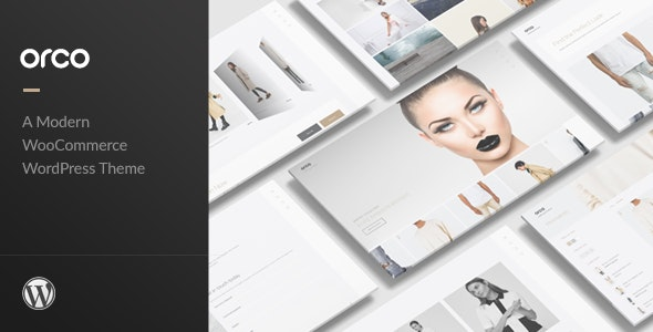 Orco - Multi-Purpose WooCommerce Gutenberg Theme 1