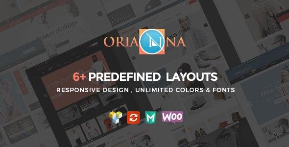 Orianna - Responsive WooCommerce Fashion Theme 23