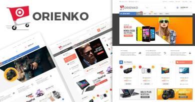 Orienko - WooCommerce Responsive Digital Theme 37