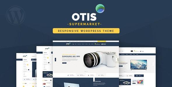 Otis - Multipurpose WooCommerce WordPress Theme 1