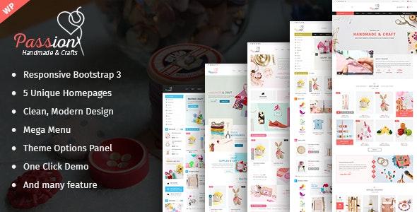 Passion - Handmade & Craft WooCommerce WordPress Theme 26