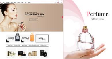 Perfume - WooCommerce WordPress Theme 4