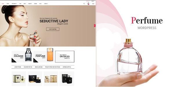 Perfume - WooCommerce WordPress Theme 1