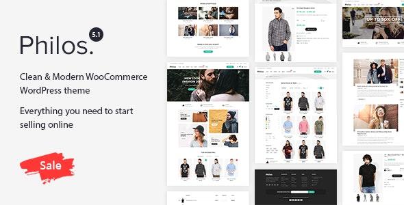 Philos - Responsive WooCommerce WordPress Theme 1