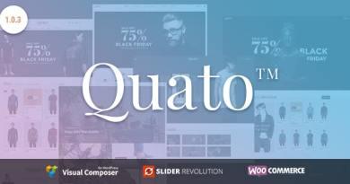 Quato - Responsive WooCommerce WordPress Theme 33