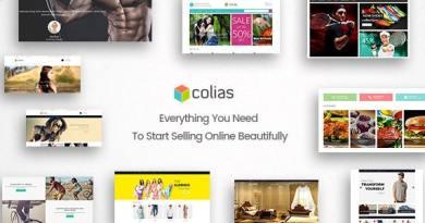 Ri Colias - Responsive WooCommerce Theme 3