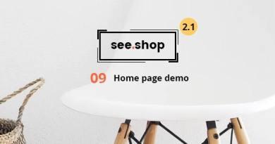 See Shop Furniture - Interior RTL Responsive WooCommerce WordPress Theme 3