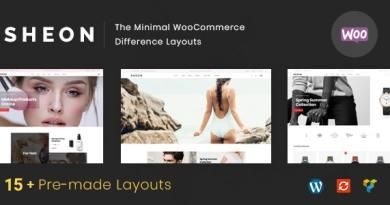 Sheon - Multipurpose WooCommerce Theme 4