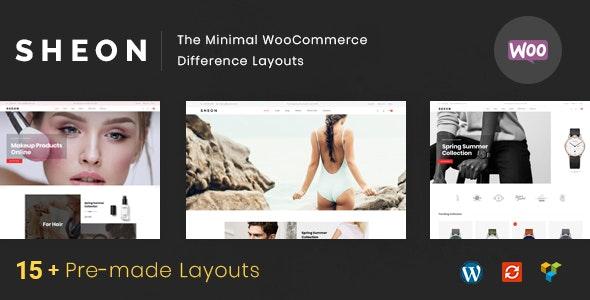 Sheon - Multipurpose WooCommerce Theme 1