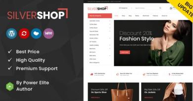 Silver Shop - Multipurpose WooCommerce Theme 40