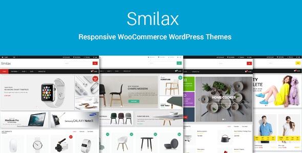 Smilax - Multi-purpose Responsive WooCommerce Theme 1