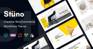 Stuno - WooCommerce Theme 4
