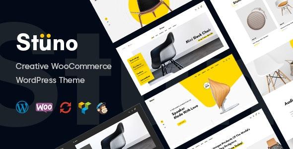 Stuno - WooCommerce Theme 1
